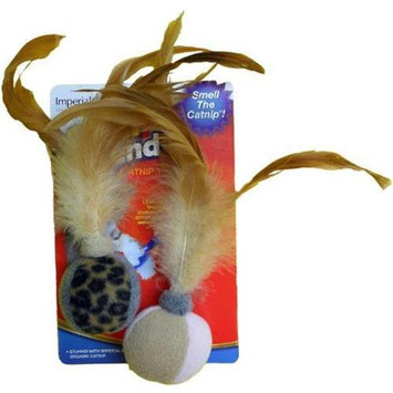 Cat Claws Inc. Cat n Around Feather Ball Duo