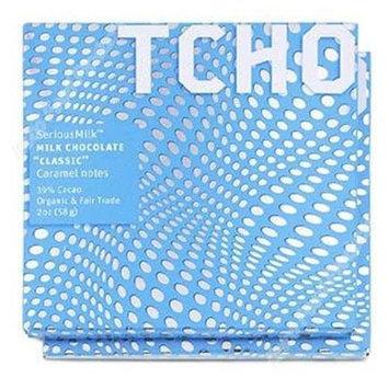 TCHO - Organic Classic Milk Chocolate Bar - 2 oz.