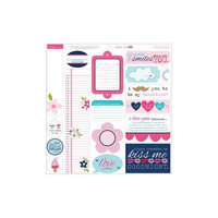 Bella Blvd Kiss Me Cardstock Stickers 12