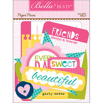 Bella Blvd Molly Paper Pieces Cardstock DieCuts