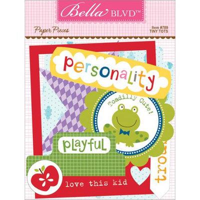 Bella Blvd Tiny Tots Paper Pieces Cardstock DieCuts
