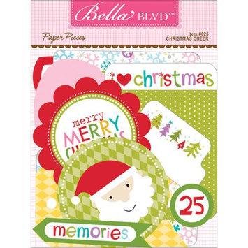Bella Blvd Christmas Cheer Paper Pieces Cardstock Die-Cuts