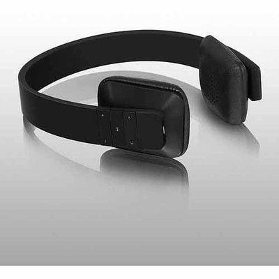 Aluratek Abh04fb Bluetooth Wireless Stereo Headphones - Stereo - Black - Wireless - Bluetooth - 33 Ft - 200 Khz - 20 Khz - Over-the-head - Binaural - Circumaural (abh04fb)