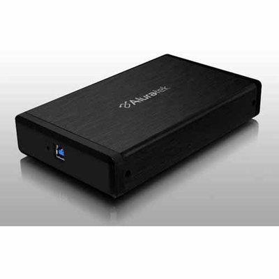 Aluratek AHDUP350F 3.5 USB 3.0 Sata Hdd Enclosu