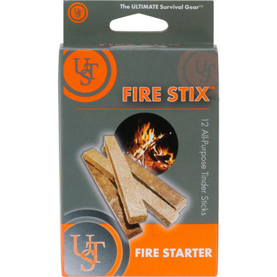 Essential Gear Fire Starter Stix 12 Pack