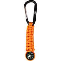 Ultimate Survival Technologies Compass Key Chain - Orange