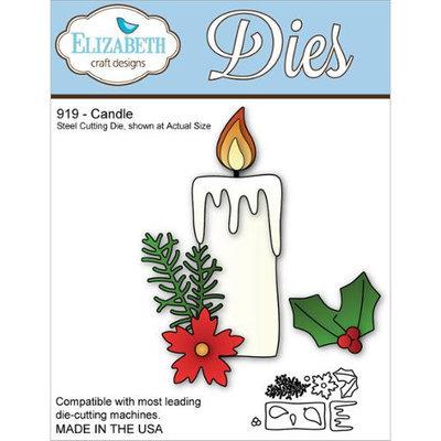 Elizabeth Craft Designs Elizabeth Craft Metal Die-Candle