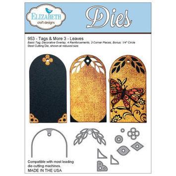Elizabeth Craft Designs Elizabeth Craft Tags & More Metal Dies-Tag 3