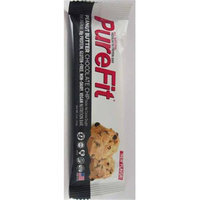 Pure Fit Bar - Peanut Butter Chocolate Chip - Case of 15 - 2 oz