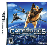 505 Games Cats and Dogs: Revenge of Kitty Galore (Nintendo DS)