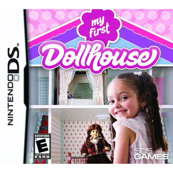 Games Inc. 505 Games My First Dollhouse (Nintendo DS)
