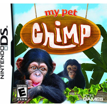 Games My Pet Chimp (DS)