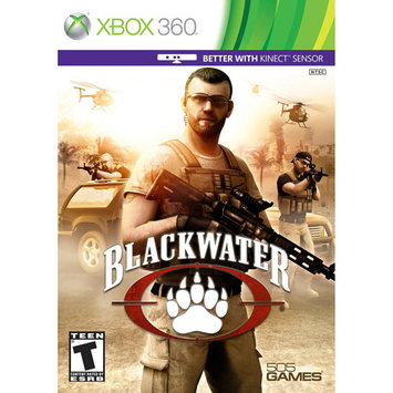 Blackwater Xbox 360 Game 505 Games