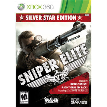505 Games Sniper Elite V2: Silver Star Edition for Xbox 360