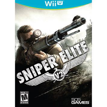 505 Games 71501428 Sniper Elite V2 Wii U