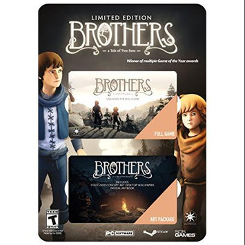 U & I Entertainment Brothers: A Tale Of Two Sons - Windows