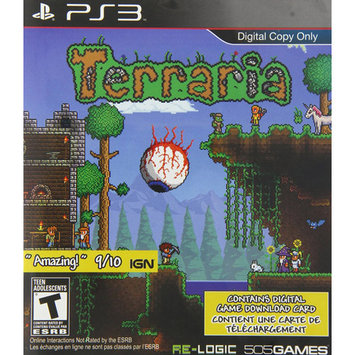 505 Games Terraria - Playstation 3