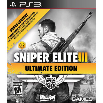 505 Games Sniper Elite Iii Ultimate Edition - Playstation 3