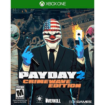 505 Games Payday: Crimewave Edition - Xbox One