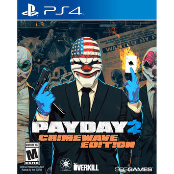 505 Games Payday: Crimewave Edition - Playstation 4