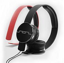 SOL REPUBLIC Tracks V8 On-Ear Headphones - Red