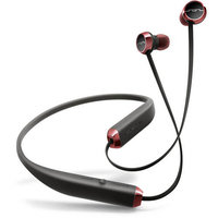 Sol Republic - Shadow Special Edition Tiger Woods Wireless Earbud Headphones - Black/oxblood Red