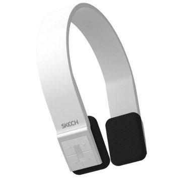 Skech Bluetooth(R) Headphones, White
