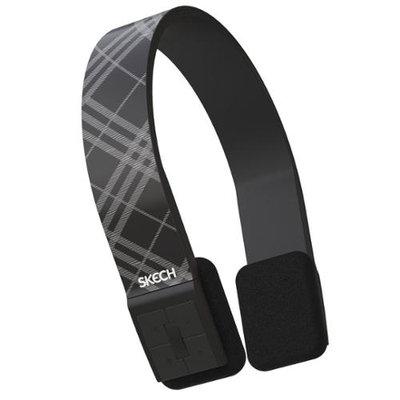 Skech Bluetooth(R) Headphones, Black/White