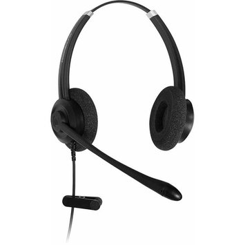 Addasound Crystal 2702 Headset - Stereo - Wired - Over-the-head - Binaural - Supra-aural (add-crystal2702)