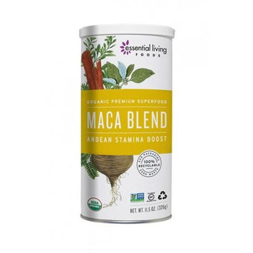Essential Living Foods Maca Blend 14 oz - Vegan