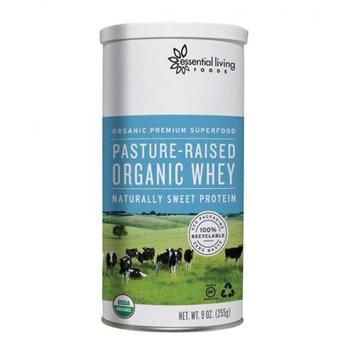 Essential Living Foods - Organic Pasture-Raised Whey Protein - 9 oz.