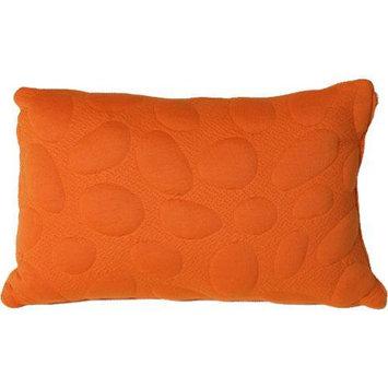 Nook Pebble Queen Size Pillow - Poppy - 1 ct.