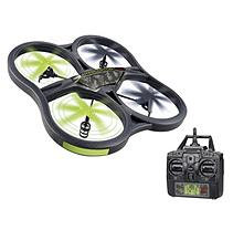 World Tech Toys 4.5 Ch 2.4 GHz RTR Interceptor Spy Drone