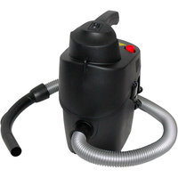 Keystone Vacuums 4.5 HP Self-Cleaning Hand-Held Indoor/Outdoor Dry Vac Blacks SMARTVAC