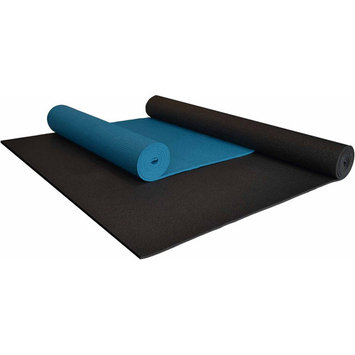 Yoga Direct 0.25 in. Extra Long and Extra Wide Yoga Mat