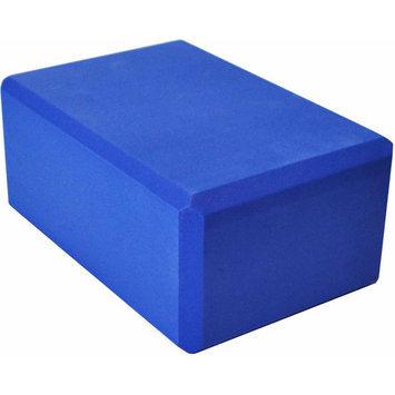 Yoga Direct Llc Yoga Direct Blue Foam Yoga Block