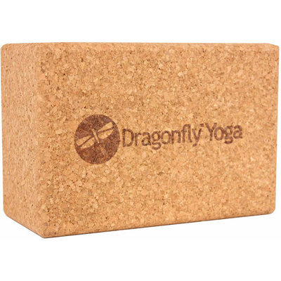Yoga Direct Llc Yoga Direct Cork Yoga Block, 4 in.