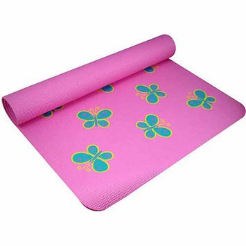 YogaDirect Fun Yoga Mat For Kids - Turtle