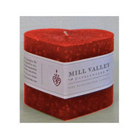 Mill Valley Candleworks Mulled Apple Cider Novelty Candle Size: 3.5