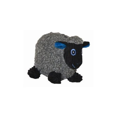 Allure Pet Products Llc Hugglehounds Sweet Lambies Dog Toy Gray