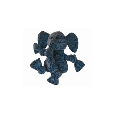 Allure Pet Products Llc Hugglehounds Magnus the Elephant Knottie Dog Toy