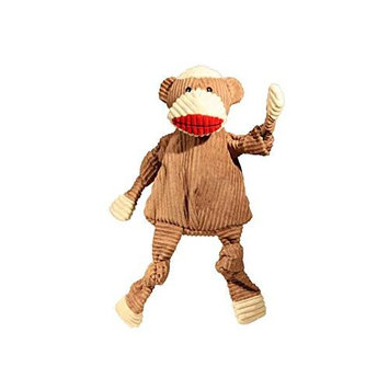Allure Pet Products Llc Hugglehounds Sock Monkey Knottie Dog Toy