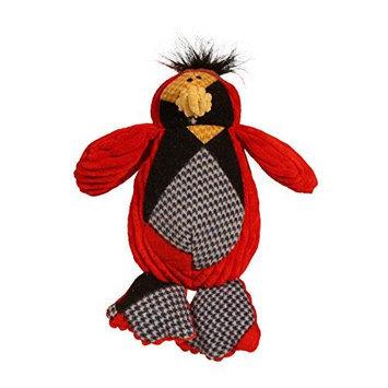 Hugglehounds Chubbie Buddies Dog Toy - Penguin