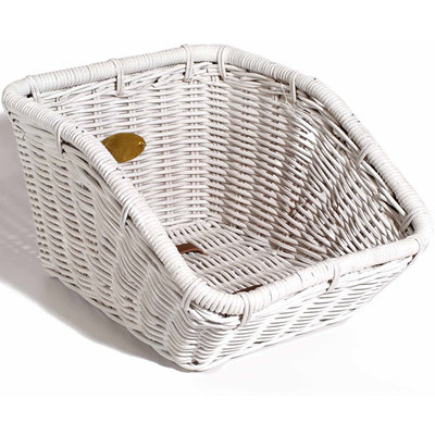 Ntucket Bike Basket Co. Nantucket Bike Basket Tremont Collection Cruiser Rear Cargo Basket