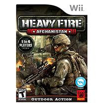 Mastiff Heavy Fire: Afghanistan - Wii