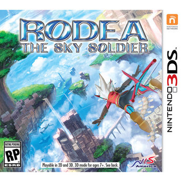 Atlus Nintendo 3DS - Rodea The Sky Soldier