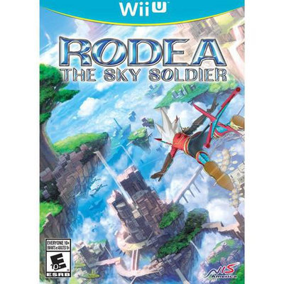 Alliance Entertainme Rodea the Sky Soldier For Nintendo WiiU