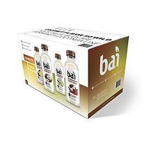 B.a.i. Bai Cocofusion Variety Pack (18 fl. oz. bottles, 15 pk.)