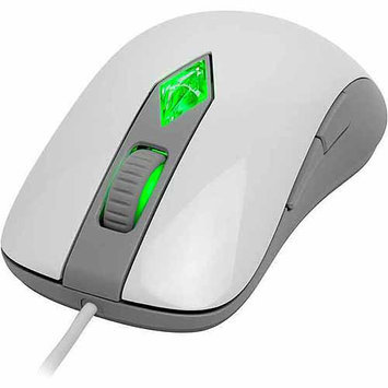 Steelseries The Sims 4 Gaming Mouse - Laser - Cable - White Gray - USB - 1600 Dpi - Computer - Scroll Wheel - Symmetrical (62281)