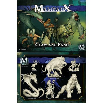 Malifaux: Arcanists Claw and Fang WYR20302 Wyrd Miniatures